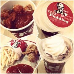 Photo taken at KFC by zefanya oriel on 3/16/2013