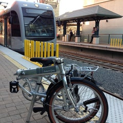 Photo taken at Metro Gold Line Del Mar Station by Jonathan B. on 7/25/2013