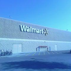 Photo taken at Walmart Supercenter by Donna A. on 10/31/2012