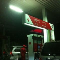 Photo taken at SPBU Pertamina 51.601.65 by Steven on 10/17/2012