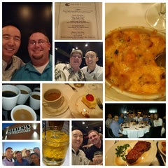 Photo taken at Morton's The Steakhouse by Brian H. on 4/24/2015