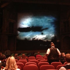 Photo taken at The National Theatre by Michael E. on 12/16/2012