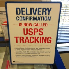 Photo taken at United States Post Office by Hank M. on 3/1/2013