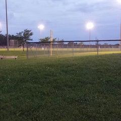 Photo taken at Joseph L. McCaffery Sports Park by Ken on 8/7/2013