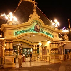 Photo taken at Enchanted Kingdom by Frank A. on 11/4/2012
