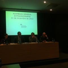 Photo taken at AC Hotel Gijón by Jesus P. on 12/11/2012