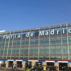 Photo taken at IFEMA (Feria de Madrid) by Marisa P. on 1/31/2013