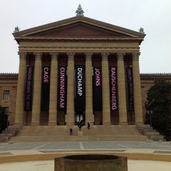 Photo taken at Philadelphia Museum of Art by José L. on 12/31/2012