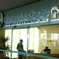 Photo taken at Sala VIP Centurion Club by Wladi M. on 1/6/2013