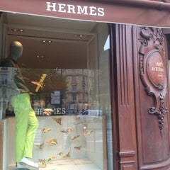 Photo taken at Hermès by toey on 5/31/2013