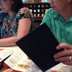 Photo taken at Red Lobster by Emily S. on 6/14/2013