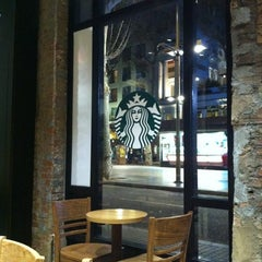 Photo taken at Starbucks Coffee by Aleksandr on 11/13/2012