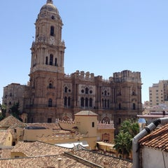 Photo taken at Petit Palace Plaza, High Tech Hotels by Nicolás A. on 7/15/2014