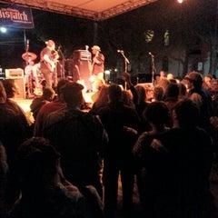 Photo taken at Hotlicks Bluesfest by Doug S. on 9/16/2012