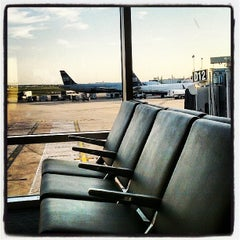 Photo taken at Philadelphia International Airport (PHL) by T.r. J. on 5/31/2013