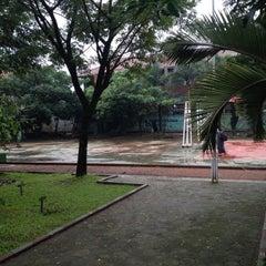 Photo taken at SMA Negeri 11 Bandung by Krisna F. on 4/7/2013