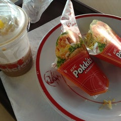 Photo taken at KFC by Lintang P. on 3/7/2013