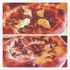 Photo taken at Pizzeria Mozza by Betsy W. on 2/27/2013