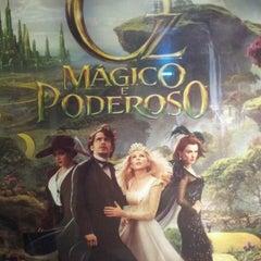 Photo taken at Cine 10 Sulacap by Mariane K. on 3/3/2013