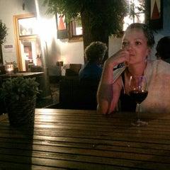 Photo taken at Grand Restaurant Belle by Arjan D. on 6/6/2014