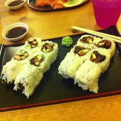 Photo taken at T&J Fresh Sushi by Johnny M. on 12/8/2012