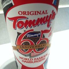 Photo taken at Original Tommy's Hamburgers by Rick G. on 6/5/2013