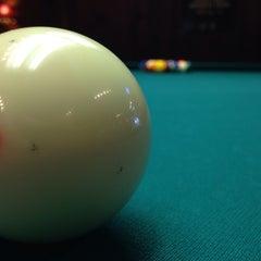 Photo taken at Cleveland Billiard Club by Tim C. on 4/19/2014
