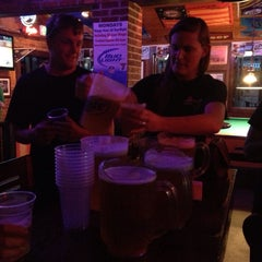 Photo taken at Looney's Pub by Stacie M. on 5/10/2013