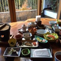 Photo taken at 奥の湯 by ayumiru6 on 11/12/2013