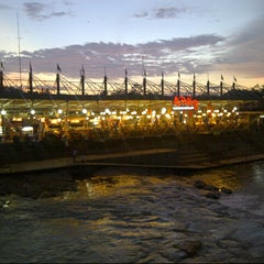 Photo taken at Ah Poong (Pasar Apung Sentul City) by Ni Made Noviana D. on 2/25/2013