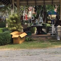 Photo taken at Pang Rujee Resort (ปางรุจี รีสอร์ท) by Sirikul H. on 12/27/2014