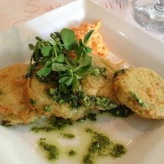 Photo taken at Belford's Savannah Seafood & Steaks by Pinky on 7/7/2013