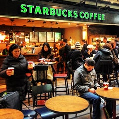 Photo taken at Starbucks by Opel C. on 1/11/2013