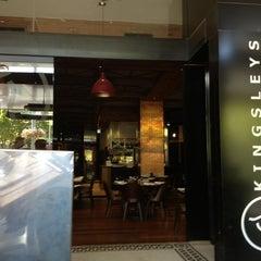 Photo taken at Kingsleys Steak & Crabhouse by James L. on 1/20/2013
