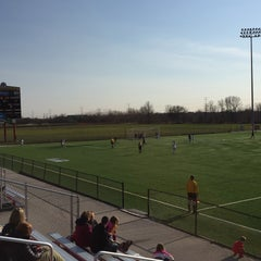 Photo taken at Uihlein Soccer Park by Rod G. on 4/14/2016