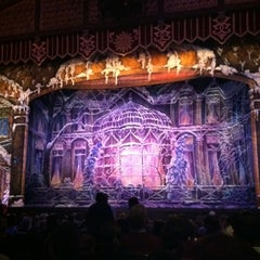 Photo taken at The Fox Theatre by Daisy B. on 12/16/2012