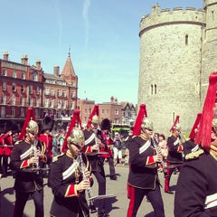 Photo taken at Windsor Castle by QjQj on 6/5/2013