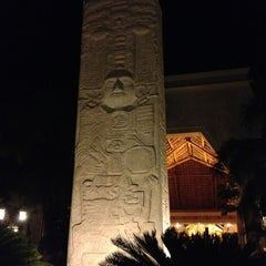 Photo taken at Gran Bahia Principe Tulum by Pauline D. on 1/21/2013
