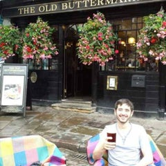 Photo taken at The Old Buttermarket by Steven B. on 9/13/2013