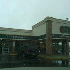 Photo taken at City Supermarket Irvington by Jaun Paul W. on 5/19/2013