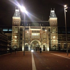 Photo taken at Rijksmuseum by Diego S. on 6/23/2013