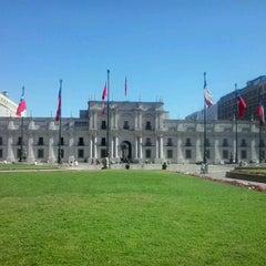 Photo taken at Plaza de la Constitución by Jorge A. on 1/7/2013