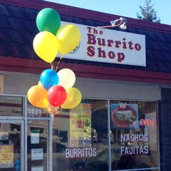 Photo taken at The Burrito Shop by The Burrito Shop on 4/18/2014