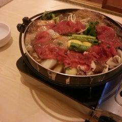 Photo taken at Sushi Yassu by Jardel M. on 9/15/2012