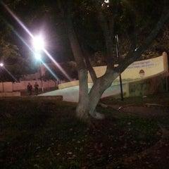 Photo taken at Parque Villas del Sol by Samuel F. on 1/14/2014