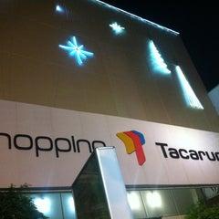 Photo taken at Shopping Tacaruna by Alex J. on 12/26/2012