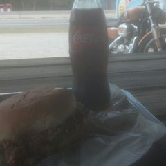 Photo taken at Old Clinton Bar-B-Q by Steven W. on 3/30/2013