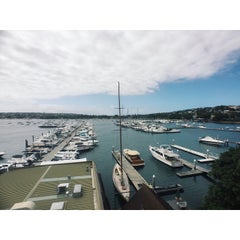 Photo taken at Royal Motor Yacht Club by Emily C. on 3/2/2015