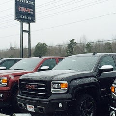 Photo taken at Barlow Buick GMC Manahawkin by Jamie G. on 1/6/2015