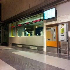 Photo taken at RENFE Reus by David B. on 10/20/2012